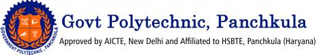 Govt Polytechnic Panchkula Logo